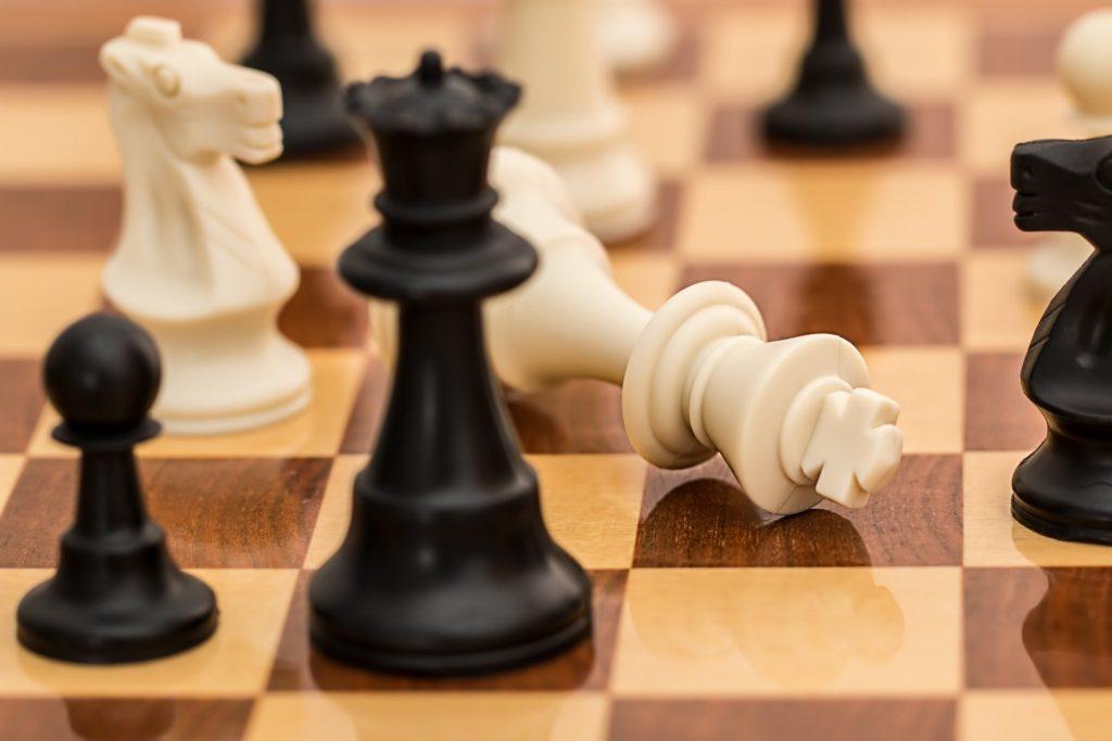 Schachmatt ohne Social-Media